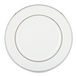 kate spade new york Library Lane Platinum™ Dinner Plate