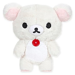 Rilakkuma™ Standing Bear Medium Plush Toy in White