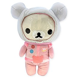 Rilakkuma™ Space Bear Plush Toy in White