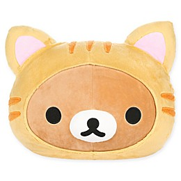 Rilakkuma™ Tiger Head Bear Plush Toy in Brown