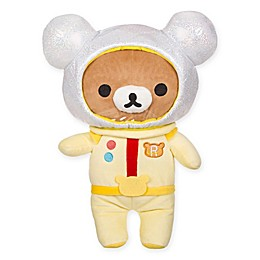 Rilakkuma™ Space Plush Toy in Brown