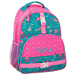Stephen Joseph® All Over Print Mermaid Mini Backpack