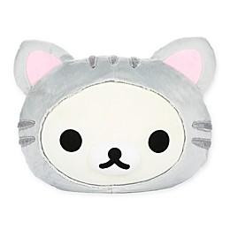 Rilakkuma™ Korilakkuma Tiger Head Pillow