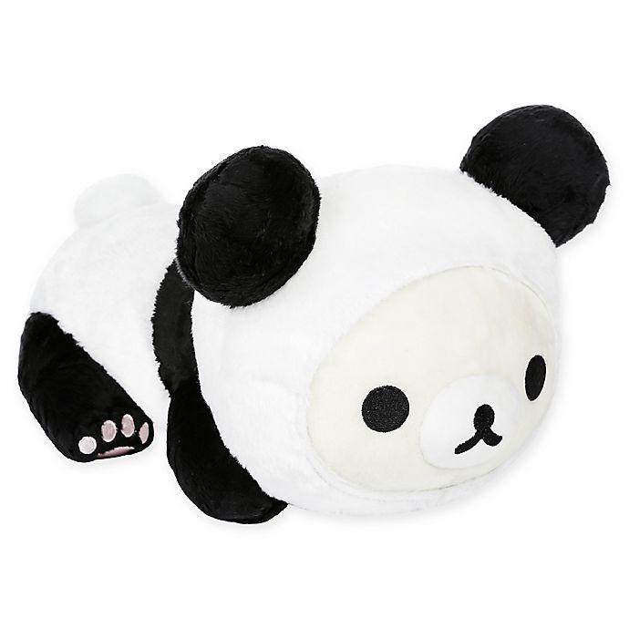 Alternate image 1 for Rilakkuma™ Korilakkuma Lay Down Panda Plush Toy