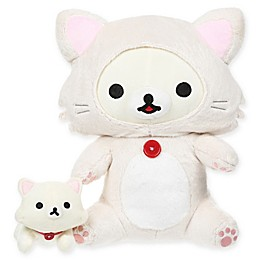 Rilakkuma™ Korilakkuma Cat Playing with Kitty Plush Toy