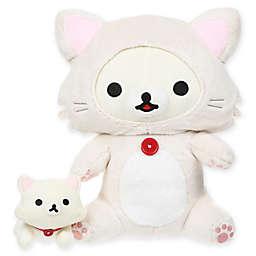 Rilakkuma™ Korilakkuma Cat Playing with Kitty Plush Toy