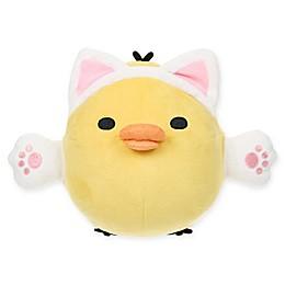 Kiiroitori™ Cat Hands And Hat Plush Toy