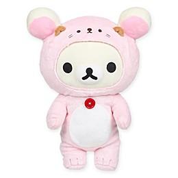 Rilakkuma™ Korilakkuma Sea Otter Plush Toy in Pink