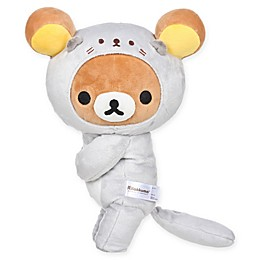Rilakkuma™ Bear Sea Otter 13-Inch Plush Toy