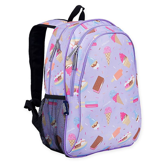Alternate image 1 for Wildkin Sweet Dreams Backpack in Purple