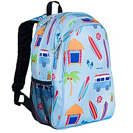 Wildkin Surf Shack Backpack in Blue