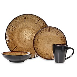 Gourmet Basics by Mikasa® Linden 16-Piece Dinnerware Set
