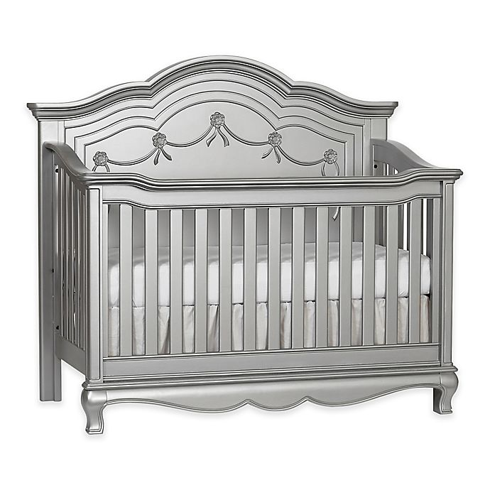Alternate image 1 for Baby Cachen Adelina 4-in-1 Convertible Crib
