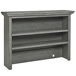 Dolce Babi® Marco Hutch/Bookcase in Nantucket Grey