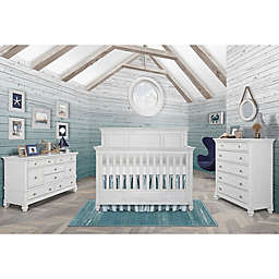 evolur™ Signature Cape May Nursery Furniture Collection in Weathered White