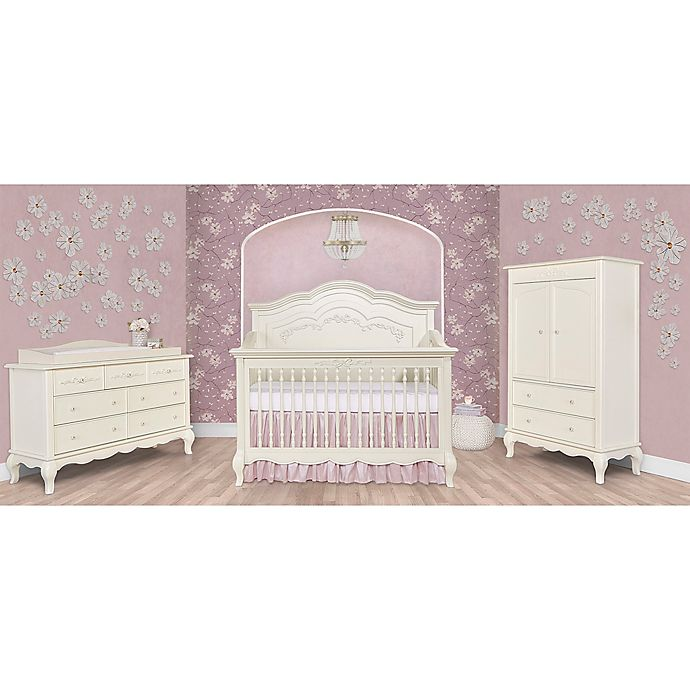 Alternate image 1 for evolur™ Aurora Nursery Furniture Collection