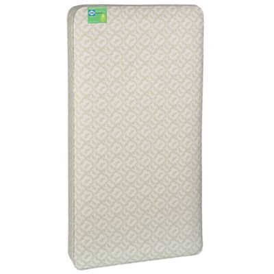 Sealy Baby Cotton Cozy Rest 2-Stage Dual Firmness Waterproof Standard Toddler /& Baby Crib Mattress and Stain Protection Waterproof Fitted Crib Mattress Pad