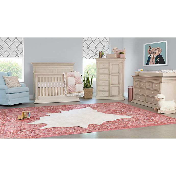 Alternate image 1 for Made You Blush Nursery Collection