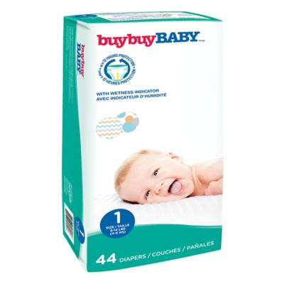 buybuy BABY™ 36 Count Size Newborn Jumbo Diapers in Dots and Stars