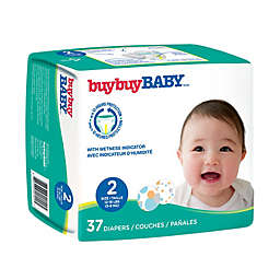 buybuy BABY™ 37-Count Size 2 Jumbo Diapers in Circles and Stars