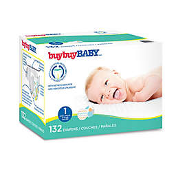 buybuy BABY™ 132-Count Size 1 Club Box Diapers in Chevrons and Circles
