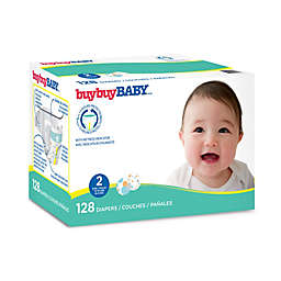 buybuy BABY™ 128-Count Size 2 Club Box Diapers in Circles and Stars