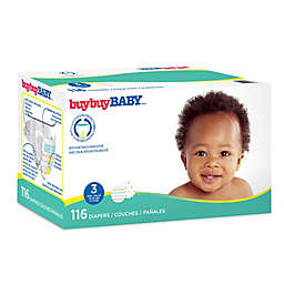 buybuy BABY™ 116-Count Size 3 Club Box Diapers in Chevrons and Dots