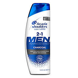 Head & Shoulders® 2-in1 Men's Advanced Series Charcoal Shampoo and Conditioner