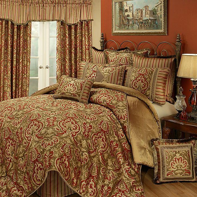 Alternate image 1 for Austin Horn Classics Botticelli 4-Piece Comforter Set