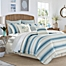 Part of the Tommy Bahama® La Prisma Stripe Comforter Set