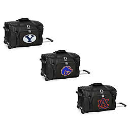 Collegiate 22-Inch Wheeled Carry-On Duffle Bag Collection