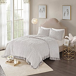 Madison Park Laetitia Coverlet Set