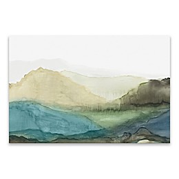 Valley II 24-Inch x 36-Inch Canvas Wall Art