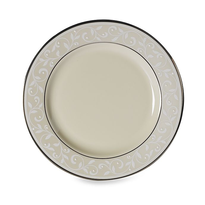 Alternate image 1 for Lenox® Pearl Innocence™ Butter Plate