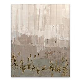 Golden Love 16-Inch x 20-Inch Canvas Wall Art