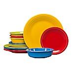 Fiesta® Brights 12-Piece Classic Dinnerware Set