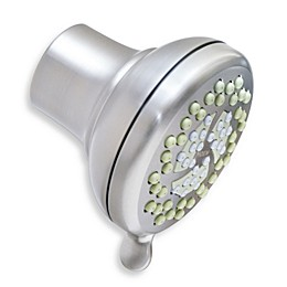 Moen® Nurture™ 3-Mode Water-Saving Showerhead in Spot Resist® Brushed Nickel