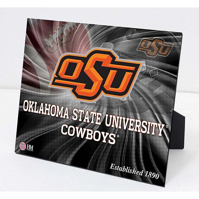 Oklahoma State University Football Plexart Bed Bath Beyond