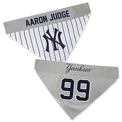 MLB New York Yankees Aaron Judge Reversible Pet Collar Bandana