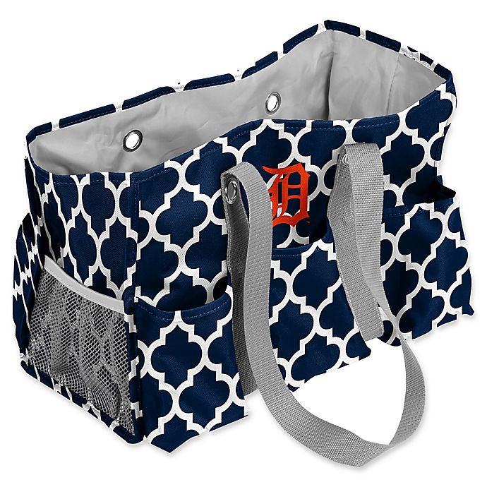 Alternate image 1 for MLB Detroit Tigers Quatrefoil Junior Caddy