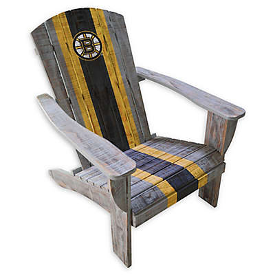 NHL Distressed Adirondack Chair Collection