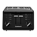 Cuisinart® Black Compact Cool-Touch 4-Slice Toaster