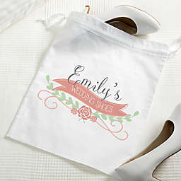 The Perfect Pair Personalized Shoe Bag