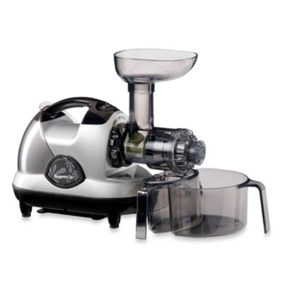 Kuvings® Masticating Slow Juicer in Silver Pearl