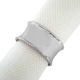 3488200ca4496 Napkin Rings | Silver & Bronze Napkin Rings | Bed Bath & Beyond
