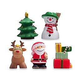 Elegant Baby® Christmas Bath Squirties