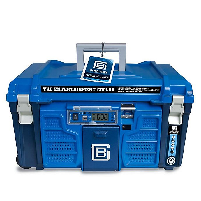 Alternate image 1 for Coolbox™ Entertainment Cooler