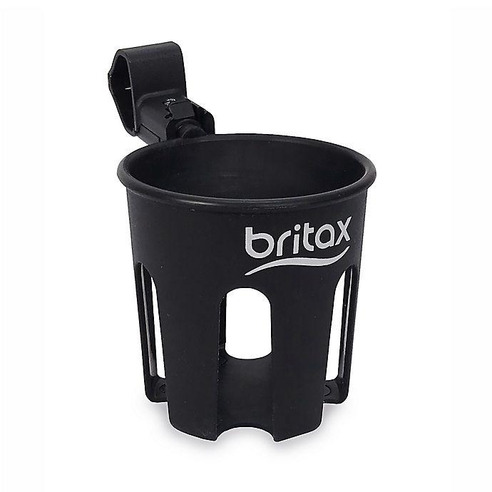 Alternate image 1 for BRITAX® Stroller Cup Holder in Black