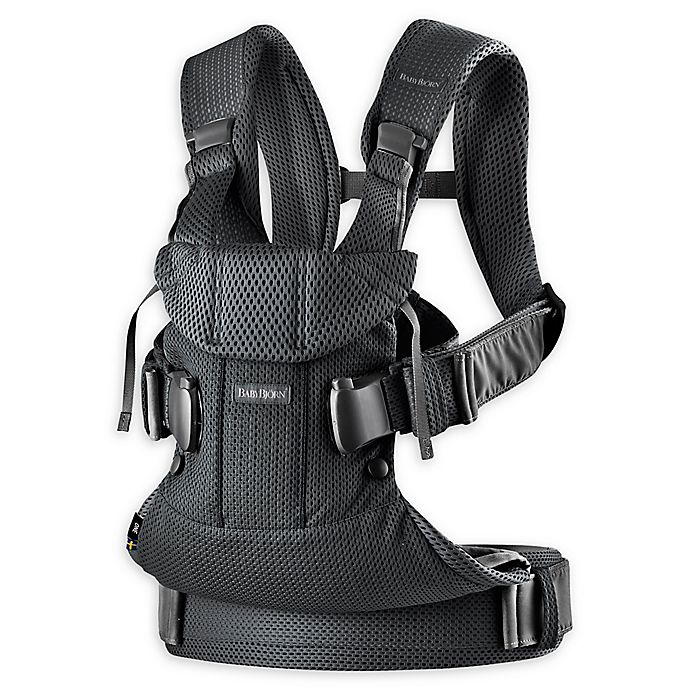 Alternate image 1 for BABYBJÖRN® 2019 Multi-Position Baby Carrier One Air