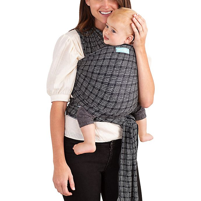 Alternate image 1 for Moby® Wrap Evolution Baby Carrier in Stitches